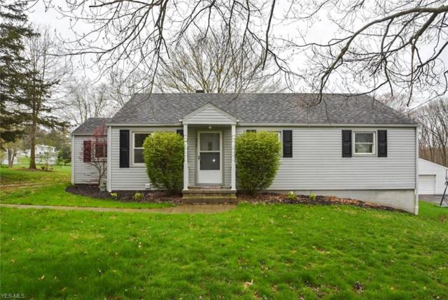 4615 Clardell Ave SW, Canton, OH 44706 (MLS #4088837) :: RE/MAX Valley Real Estate