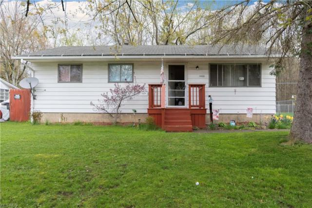 1400 Southern Boulevard, Warren, OH 44485 (MLS #4089331) :: RE/MAX Trends Realty