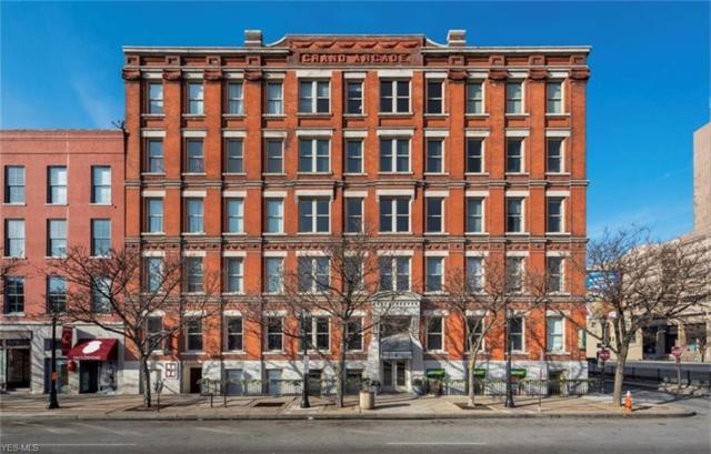 408 W Saint Clair Avenue #401, Cleveland, OH 44113 (MLS #4089674) :: RE/MAX Edge Realty