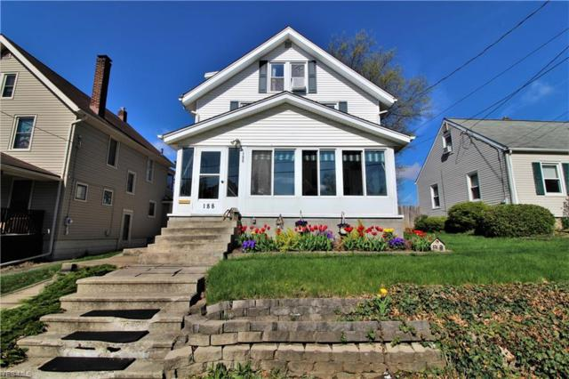 188 Emmons Avenue, Akron, OH 44312 (MLS #4089714) :: RE/MAX Edge Realty
