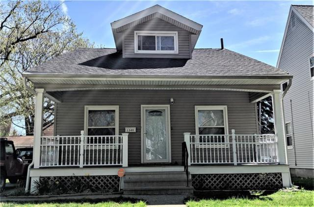 1349 Grant St, Akron, OH 44301 (MLS #4089822) :: RE/MAX Edge Realty