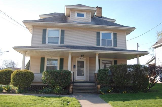 1058 Wooster Rd W, Barberton, OH 44203 (MLS #4090921) :: RE/MAX Trends Realty