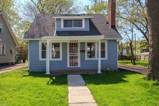 5455 Grasmere Ave, Maple Heights, OH 44137 (MLS #4092231) :: RE/MAX Valley Real Estate