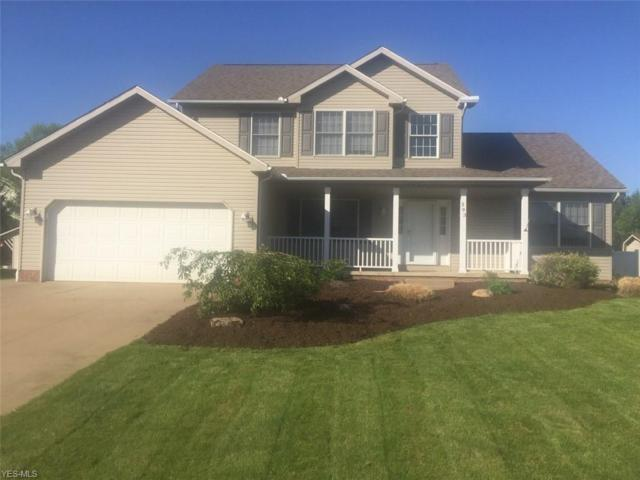 393 Thurston St, Canal Fulton, OH 44614 (MLS #4093484) :: RE/MAX Trends Realty