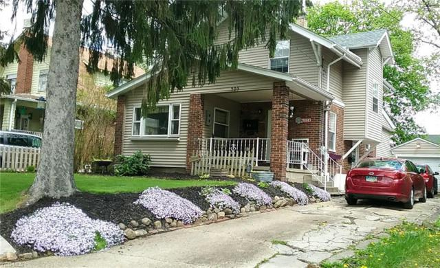 405 Morningview Ave, Akron, OH 44305 (MLS #4093602) :: RE/MAX Edge Realty