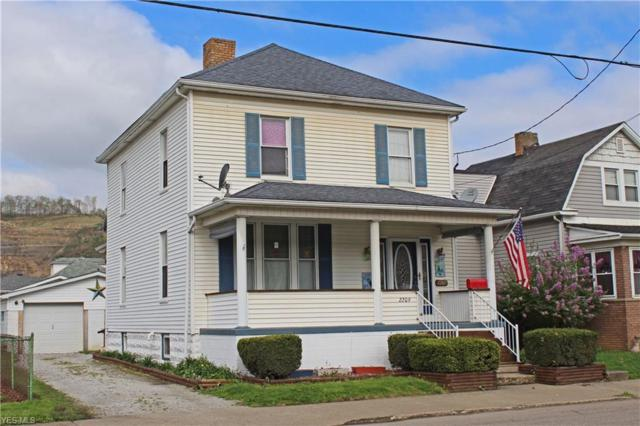 2209 Charles St, Wellsburg, WV 26070 (MLS #4093623) :: RE/MAX Edge Realty