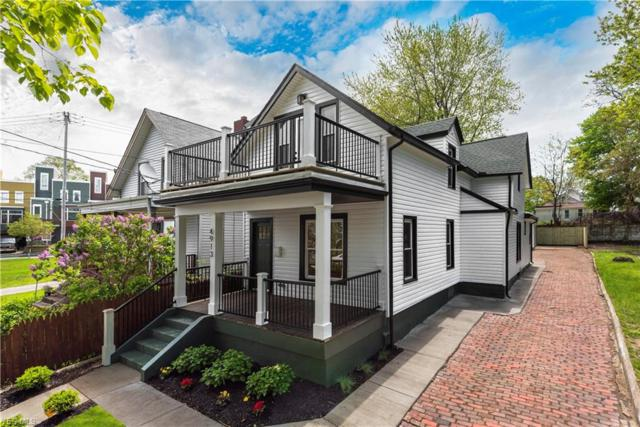 4913 Herman Ave, Cleveland, OH 44102 (MLS #4093750) :: RE/MAX Trends Realty