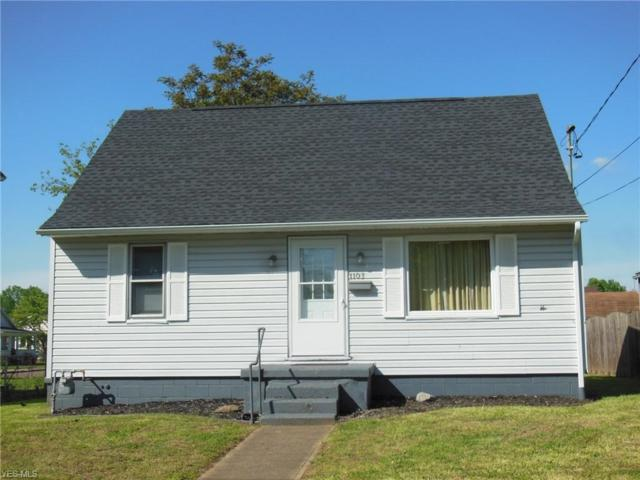 1103 30th St, Parkersburg, WV 26104 (MLS #4093816) :: RE/MAX Valley Real Estate