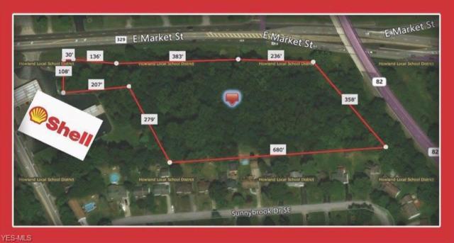 E Market Street, Warren, OH 44484 (MLS #4094294) :: RE/MAX Valley Real Estate