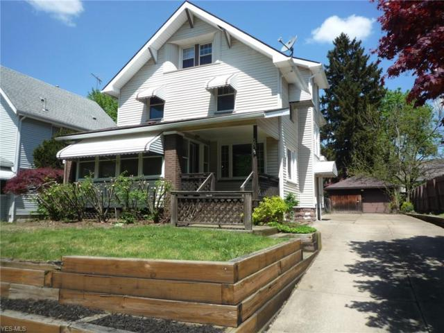 305 Lindenwood Ave, Akron, OH 44301 (MLS #4094438) :: RE/MAX Edge Realty
