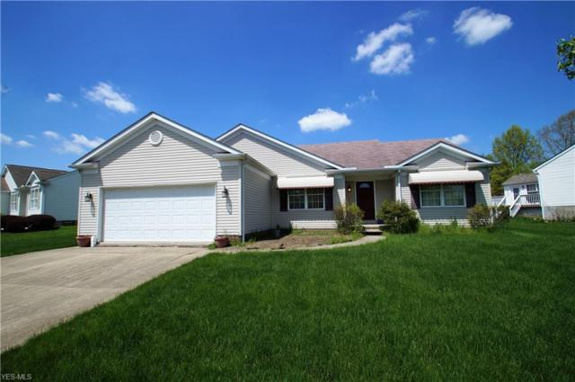 6535 Carriage Lane Ave NE, Canton, OH 44721 (MLS #4094523) :: RE/MAX Trends Realty