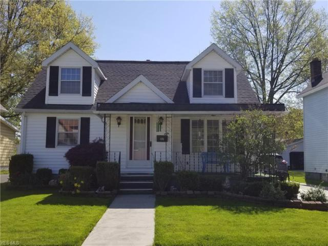 400 Fair Ave, Salem, OH 44460 (MLS #4094690) :: RE/MAX Trends Realty