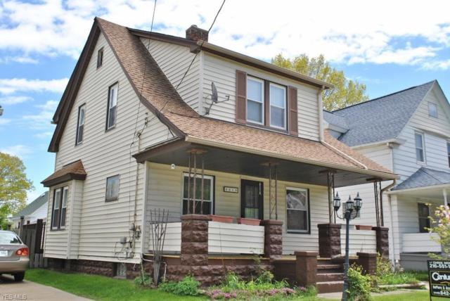 4213 W 23rd St, Cleveland, OH 44109 (MLS #4094751) :: RE/MAX Trends Realty