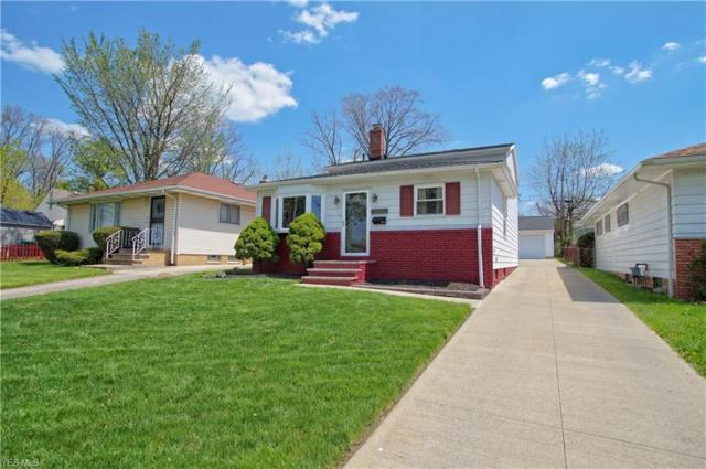 5035 Cato St, Maple Heights, OH 44137 (MLS #4095504) :: RE/MAX Valley Real Estate