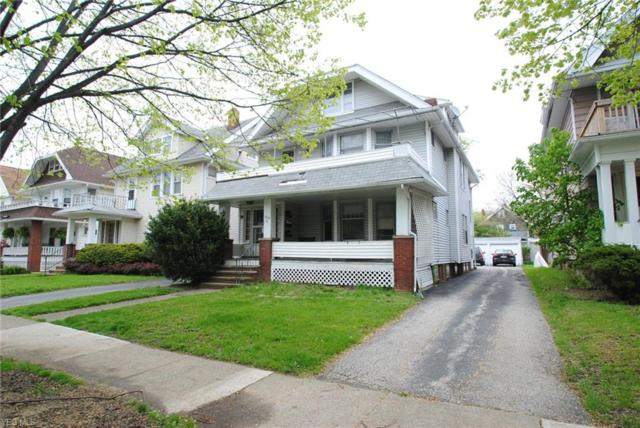1305 Hathaway Ave, Lakewood, OH 44107 (MLS #4095554) :: RE/MAX Trends Realty