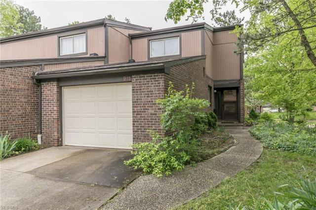 915 Quarry Drive, Akron, OH 44307 (MLS #4095683) :: RE/MAX Edge Realty