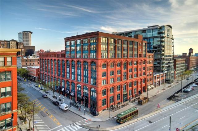 635 W Lakeside Ave #405, Cleveland, OH 44113 (MLS #4095828) :: RE/MAX Edge Realty