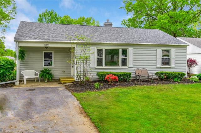 139 N Middle Street, Columbiana, OH 44408 (MLS #4095919) :: RE/MAX Valley Real Estate