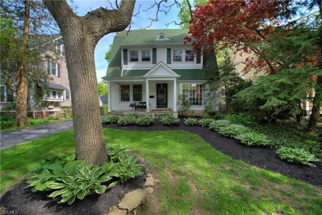 2905 Coleridge Rd, Cleveland Heights, OH 44118 (MLS #4096221) :: RE/MAX Edge Realty