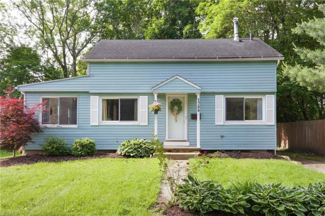 1788 Wiltshire Rd, Akron, OH 44313 (MLS #4096339) :: RE/MAX Edge Realty