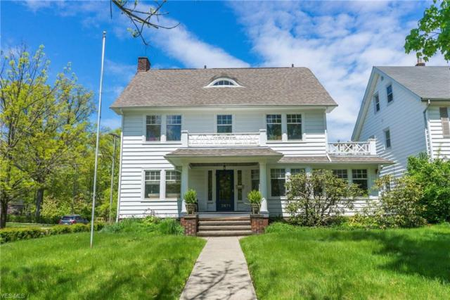 2671 Scarborough Rd, Cleveland Heights, OH 44106 (MLS #4096562) :: RE/MAX Trends Realty