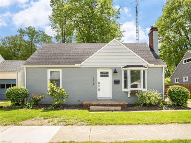 214 10th St NE, North Canton, OH 44720 (MLS #4096753) :: Tammy Grogan and Associates at Cutler Real Estate