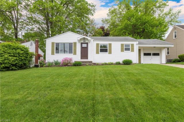 450 W Omar St, Struthers, OH 44471 (MLS #4097328) :: RE/MAX Pathway