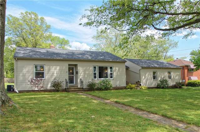 561 High St, Wadsworth, OH 44281 (MLS #4097357) :: RE/MAX Valley Real Estate