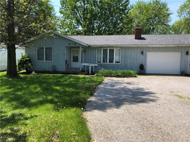 610 S Clyde St, Port Clinton, OH 43452 (MLS #4097688) :: RE/MAX Trends Realty