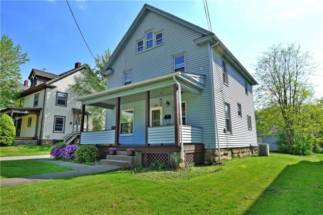 895 Franklin Ave, Salem, OH 44460 (MLS #4097749) :: RE/MAX Edge Realty