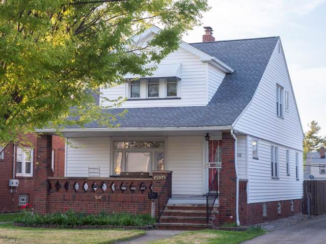 4534 Bader Ave, Cleveland, OH 44109 (MLS #4097750) :: RE/MAX Trends Realty