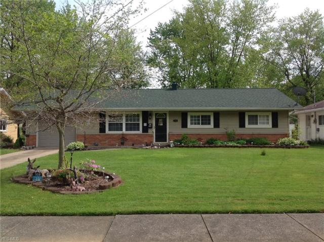 510 Linwood Dr, Alliance, OH 44601 (MLS #4097760) :: RE/MAX Valley Real Estate