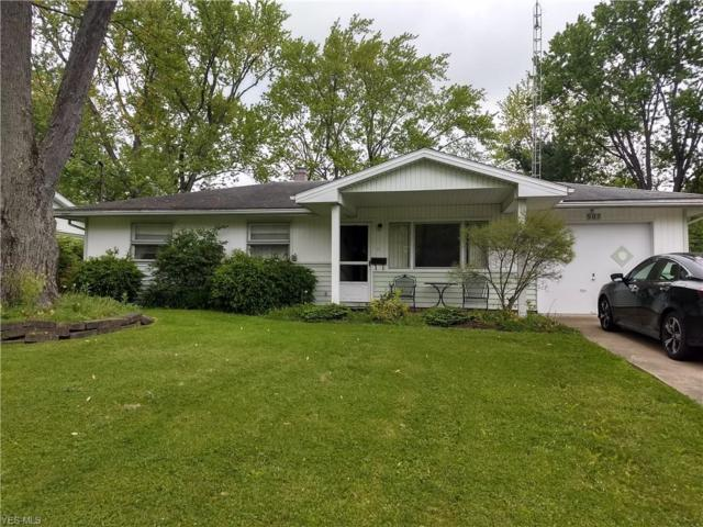 507 Dorwood Dr, Alliance, OH 44601 (MLS #4097821) :: RE/MAX Valley Real Estate