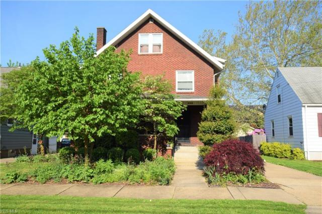 910 Woodward Avenue, Akron, OH 44310 (MLS #4097884) :: Keller Williams Chervenic Realty