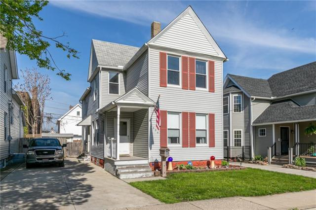 1354 W 76 St, Cleveland, OH 44102 (MLS #4098022) :: RE/MAX Edge Realty