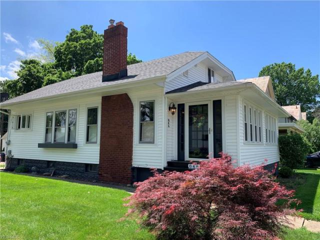 846 Miller Ave NW, New Philadelphia, OH 44663 (MLS #4098032) :: RE/MAX Valley Real Estate