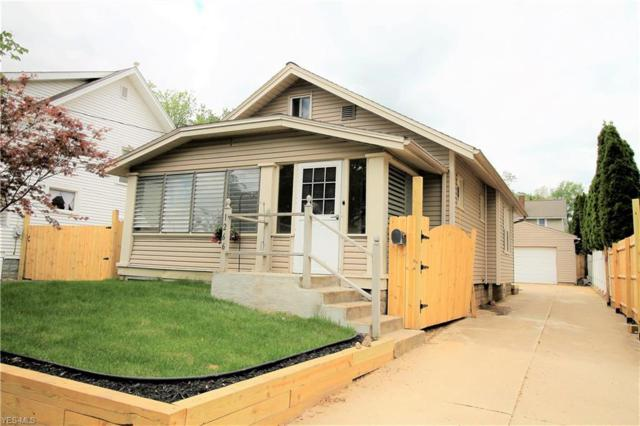 1266 Big Falls Ave, Akron, OH 44310 (MLS #4098098) :: RE/MAX Valley Real Estate