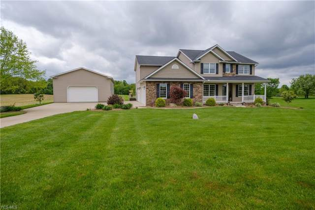 11158 Tritts St NW, Canal Fulton, OH 44614 (MLS #4098287) :: RE/MAX Edge Realty