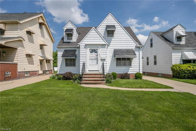 5147 Joseph St, Maple Heights, OH 44137 (MLS #4098382) :: RE/MAX Trends Realty