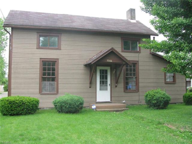 937 Oak Ave, Coshocton, OH 43812 (MLS #4098566) :: RE/MAX Edge Realty