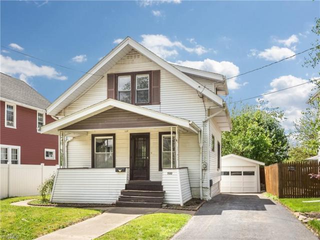 532 Princeton Ave, Barberton, OH 44203 (MLS #4098601) :: RE/MAX Edge Realty