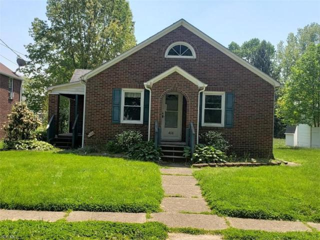 408 E Broad St, Louisville, OH 44641 (MLS #4098623) :: RE/MAX Edge Realty