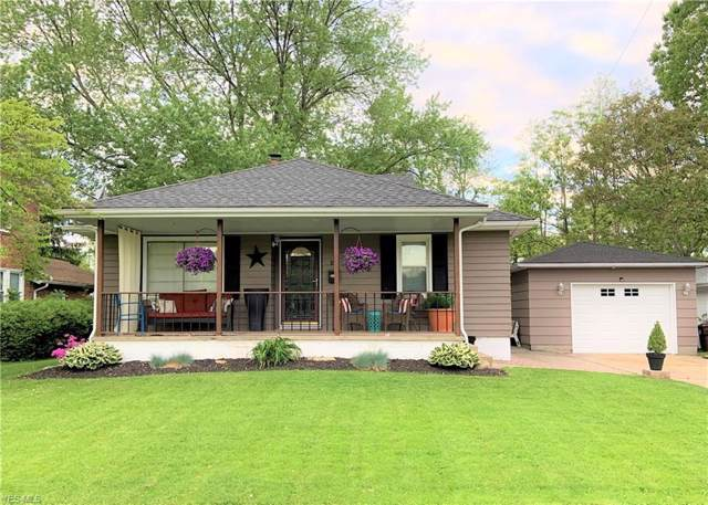 234 Ravenna Road, Newton Falls, OH 44444 (MLS #4098790) :: RE/MAX Edge Realty