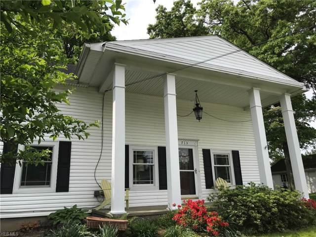 713 College St, Wadsworth, OH 44281 (MLS #4098884) :: RE/MAX Edge Realty