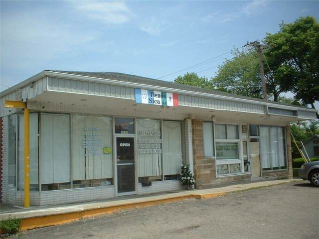 3644-3648 Lincoln Way E, Massillon, OH 44646 (MLS #4098922) :: RE/MAX Edge Realty