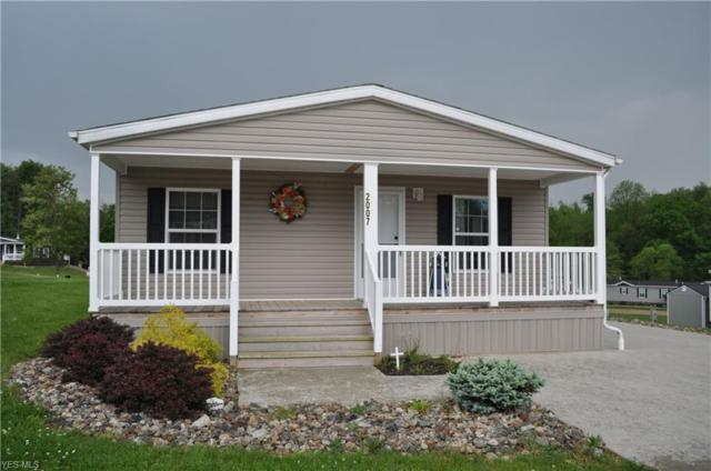 2007 Wildlife Dr SW, Canton, OH 44706 (MLS #4099306) :: RE/MAX Edge Realty