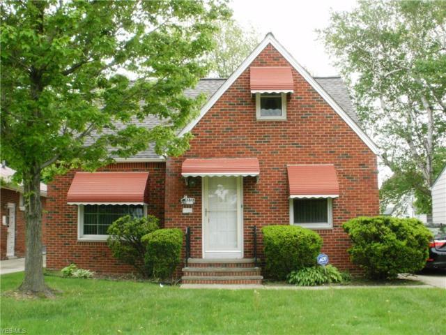 3813 Warrensville Center Rd, Warrensville Heights, OH 44122 (MLS #4099374) :: RE/MAX Trends Realty