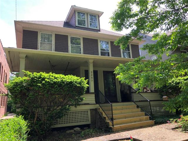 2299 Bellfield Ave, Cleveland Heights, OH 44106 (MLS #4099436) :: RE/MAX Pathway
