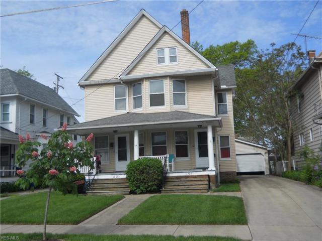 1506 Wyandotte Ave, Lakewood, OH 44107 (MLS #4099494) :: The Crockett Team, Howard Hanna