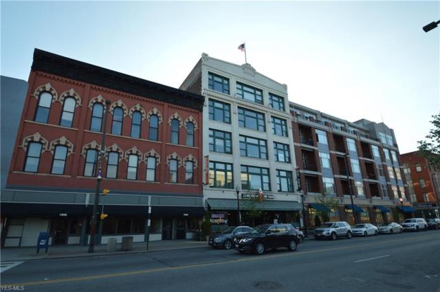 1951 W 25th St #309, Cleveland, OH 44113 (MLS #4099536) :: The Crockett Team, Howard Hanna